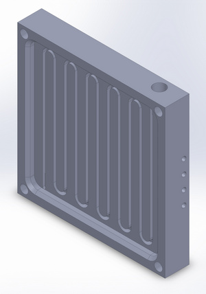 Heat exchanger design - from the meander point of view
